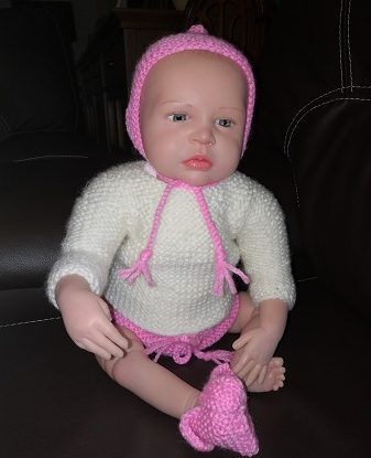 bebe kit reborn clara by eva brilli